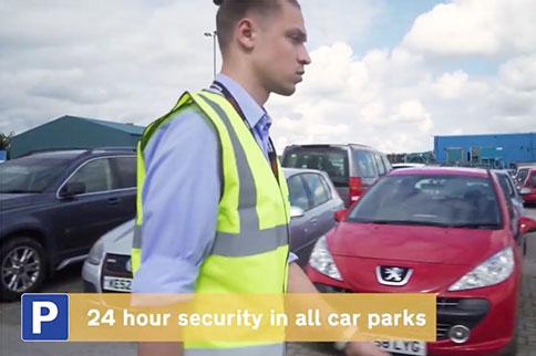 Aberdeen-airport-car-park-patrol