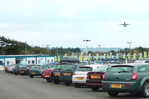 Birmingham-Airparks-Drop-and-Go-Car-Park-Entrance