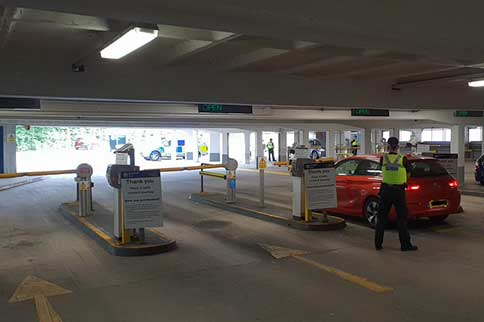 Birmingham-Airport-Car-Park-1-Exit-Barriers