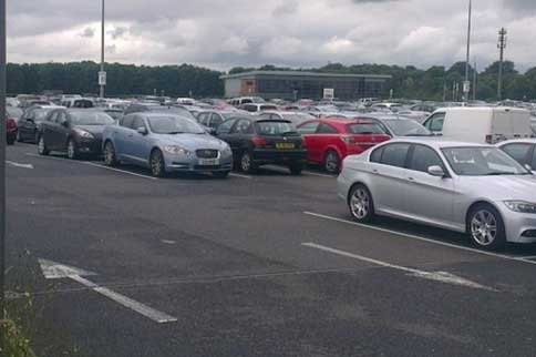 Doncaster-Airport-Premium-Parking-Spaces