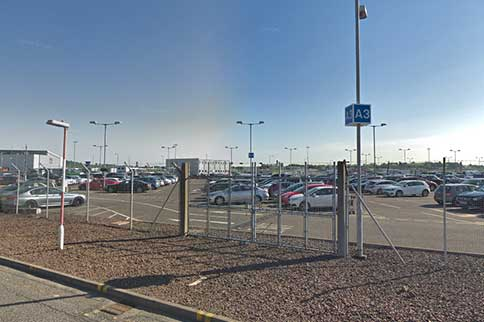 Edinburgh-Airport-Mid-Stay-Security-Fence