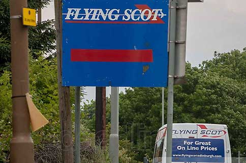 Edinburgh-Airport-Flying-Scot-Signage