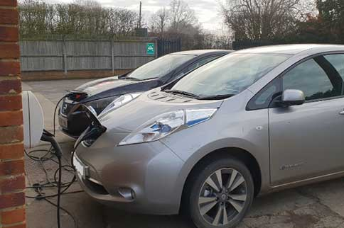 AMAG-Gatwick-Airport-Meet-and-Greet-Electric-Charging-Station
