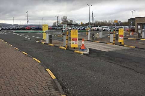 Glasgow-Airport-Long-Stay-Parking-Entrance-Barrier