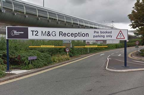 Manchester-Airport-Meet-and-Greet-T2-Signage
