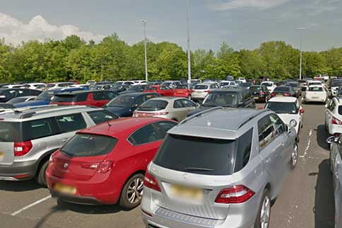 Newcastle-Airport-Short-Stay-Parking-Spaces