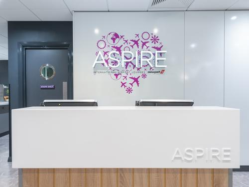 Aspire Lounge Manchester T2