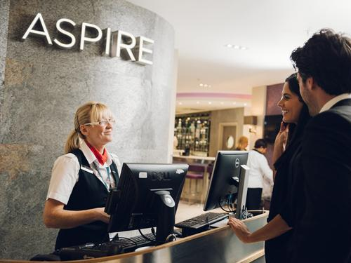 Aspire Lounge Luton