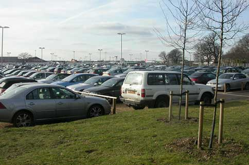 bournemouth-airport-car-park-2-spaces
