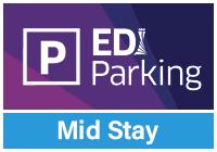 Edinburgh Airport Mid Stay Car Park
