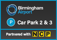 Birmingham Airport Car Park 2 & 3