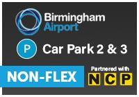 BHX Car Park 2 & 3 - NON-FLEX