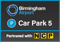 Birmingham Airport Car Park 5