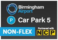 BHX Car Park 5 - NON-FLEX