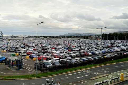 Edinburgh-Airport-Terminal-Surface-Parking
