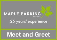 Maple Parking Edinburgh Meet & Greet