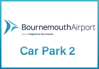 Bournemouth Airport Car Park 2 logo