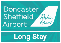Doncaster Airport Long Stay car park