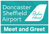 Doncaster (Robin Hood) Airport Meet and Greet