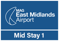 East Midlands Mid Stay 1 car park