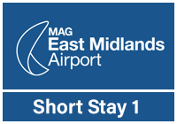 East Midlands Short Stay 1 car parks