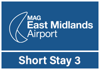 East Midlands Short Stay 3 car parks