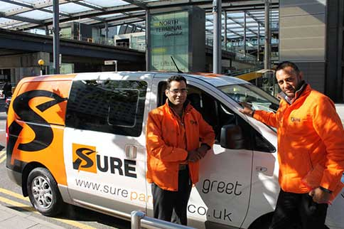 Sure-Gatwick-Airport-Meet-and-Greet-Drivers