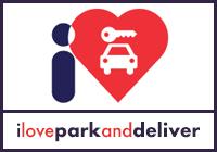 I Love Park & Deliver for Gatwick Airport logo