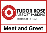 Tudor Rose Meet & Greet for Gatwick airport