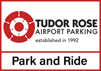 Tudor Rose Chauffeur Park and Ride for Gatwick airport