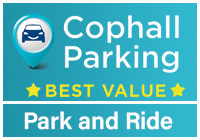 Cophall Park & Ride for Gatwick Airport logo