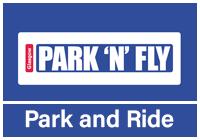 Glasgow Park 'n' Fly car park