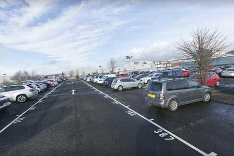 Glasgow-Park-n-Fly-Park-and-Ride-Car-Park
