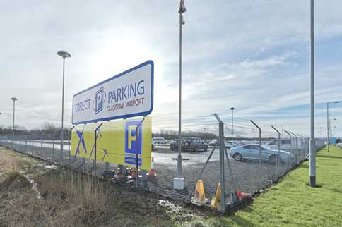 Glasgow-Direct-Parking-Park-and-Ride-Signage