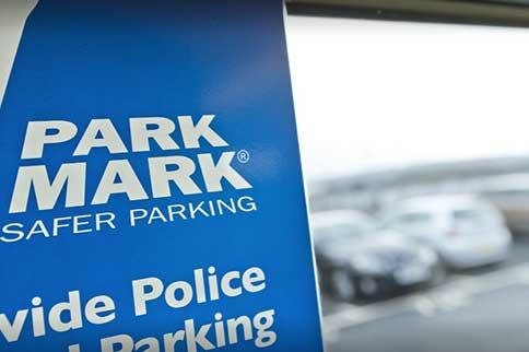 Glasgow-ParkSafe-Park-and-Ride-Park-Mark