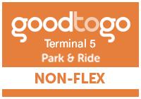 Heathrow Good To Go Park & Ride T5 logo