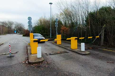 Leeds-Bradford-Long-Stay-Parking-Barrier