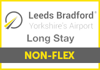 Official Leeds Bradford Airport Long Stay - NON-FLEX