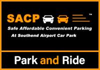 SACP Park and Ride logo