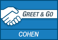 Cohen Greet and Go logo