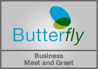 Butterfly Business Meet and Greet Parking logo