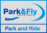 Newcastle Park and Fly logo