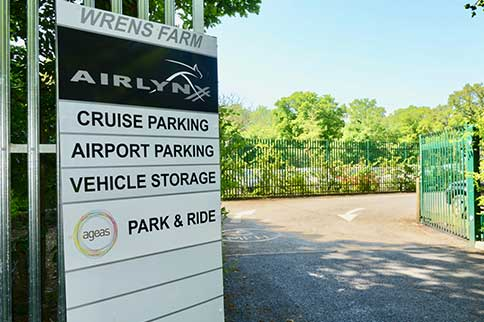 Southampton-Airport-Airlynx-Entrance