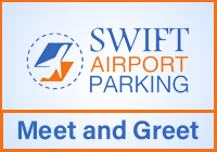 Luton Swift Airport Parking - Meet & Greet logo