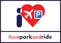 I Love Park and Ride Stansted logo
