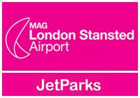JetParks Stansted logo