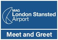 Official Stansted Airport Meet & Greet logo