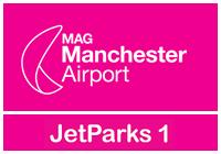 Jet Parks 1 Manchester Airport logo