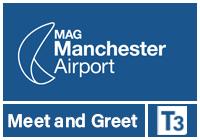 Manchester Airport Meet and Greet T3 logo