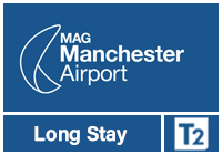 Manchester Airport T2 Long Stay logo